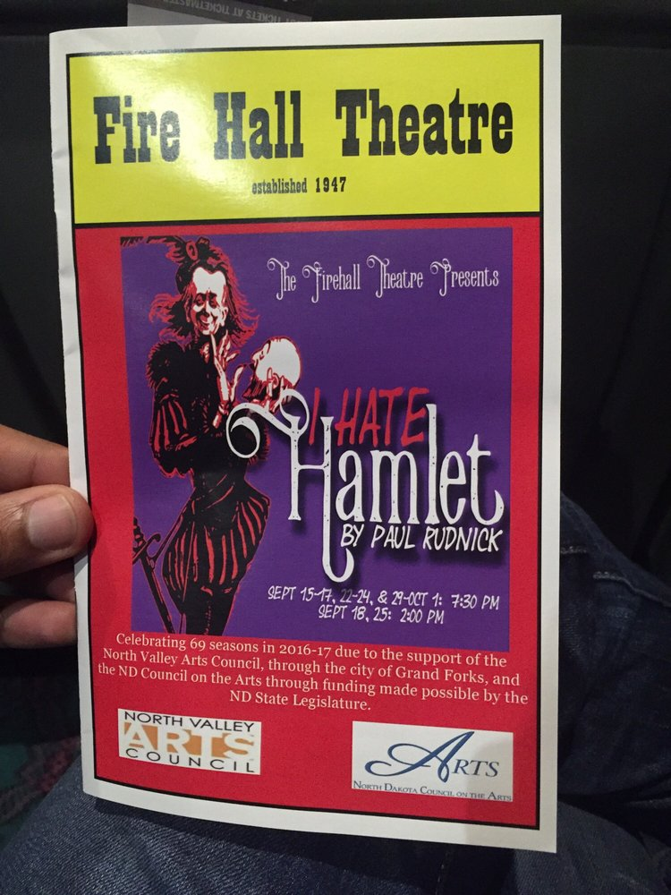 Firehall Theatre: 412 2nd Ave N, Grand Forks, ND