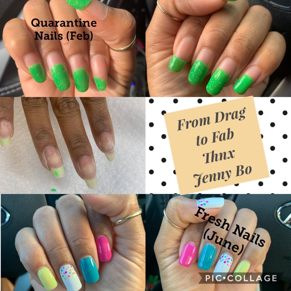 Fusion Nail Spa: 2909 W Cary St, Richmond, VA