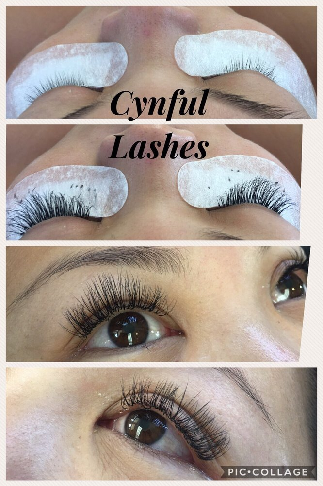 Cynful Lashes 145 Photos 41 Reviews Eyelash Service 1050 E