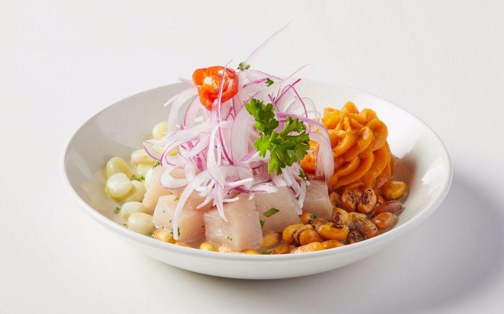 Nazka Peruvian Restaurant Chicago Il