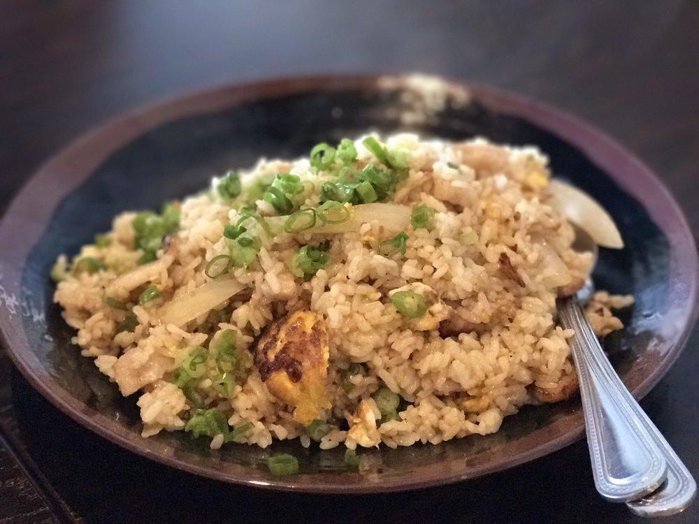 Food from O Ramen