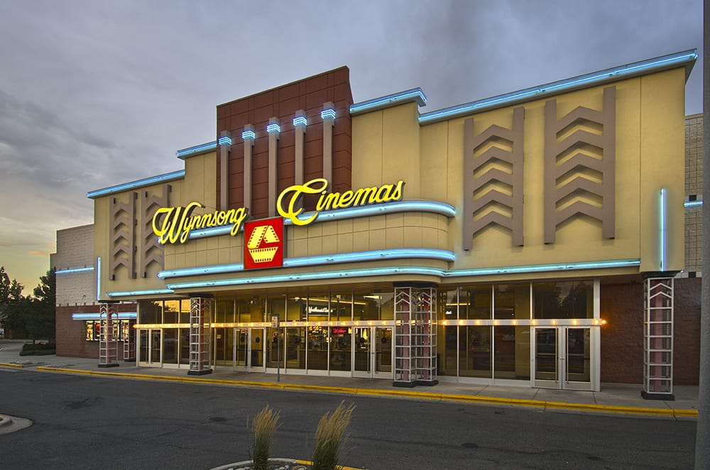 Movie Theater In Billings Mt At The Rimrock Mall Yelp