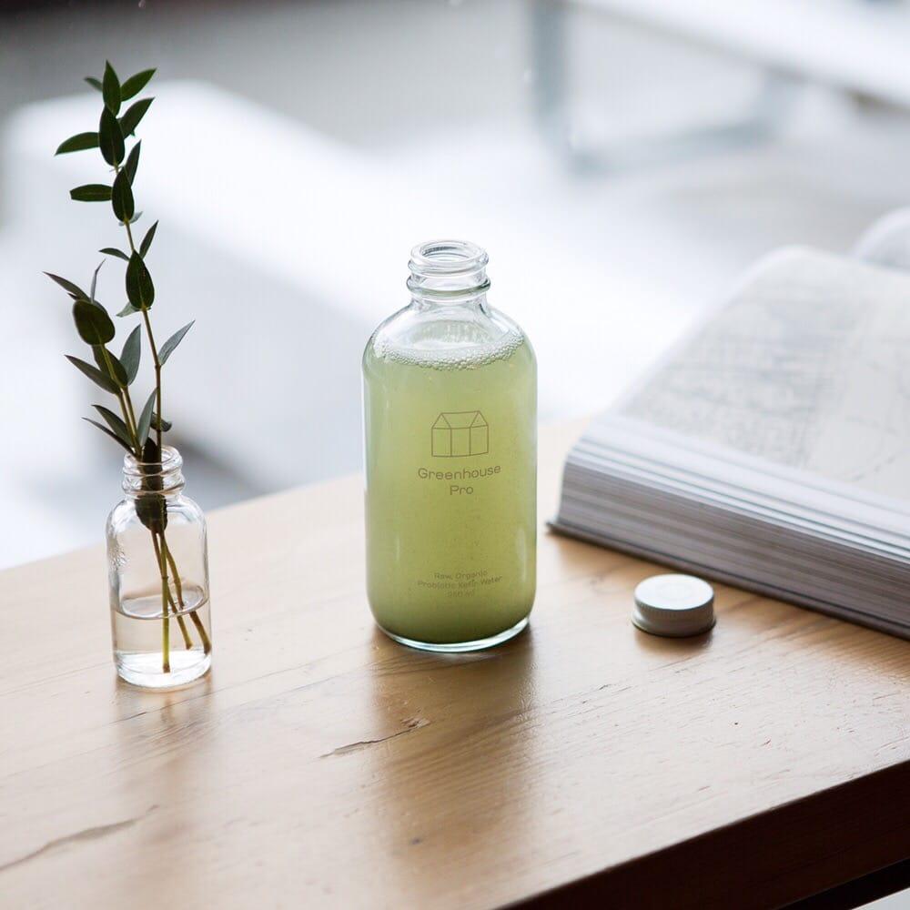 The green house yelp - Photo Of Greenhouse Juice Toronto On Canada Spirulina Lime Kefir Water