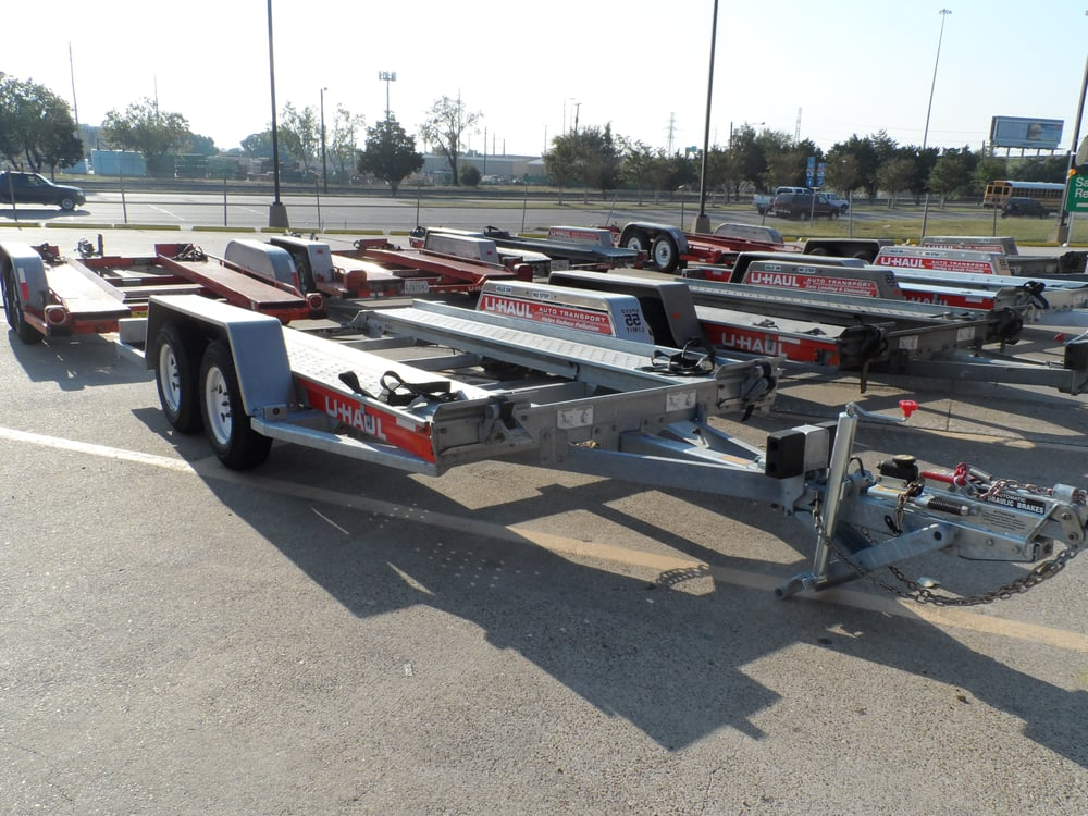 Rent Boat Trailer U Haul