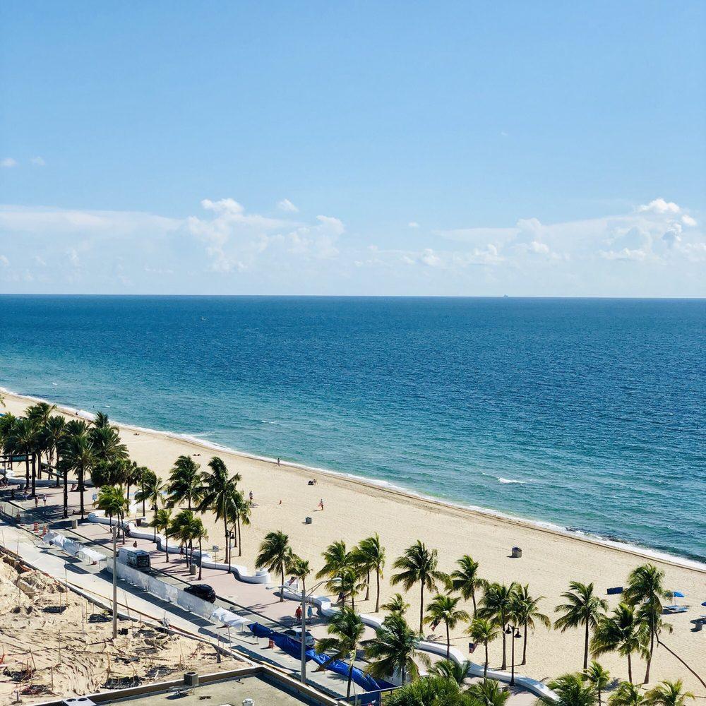 Courtyard Fort Lauderdale Beach: 440 Seabreeze Blvd, Fort Lauderdale, FL