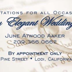 invitations for all occasions by elegant weddings cards