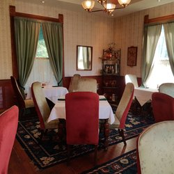 Photo Of Woodbine Hotel Restaurant Madisonville Tx United States Dining Room