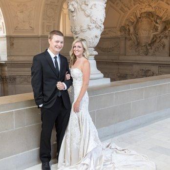 Photo Of San Francisco City Hall Wedding Photography