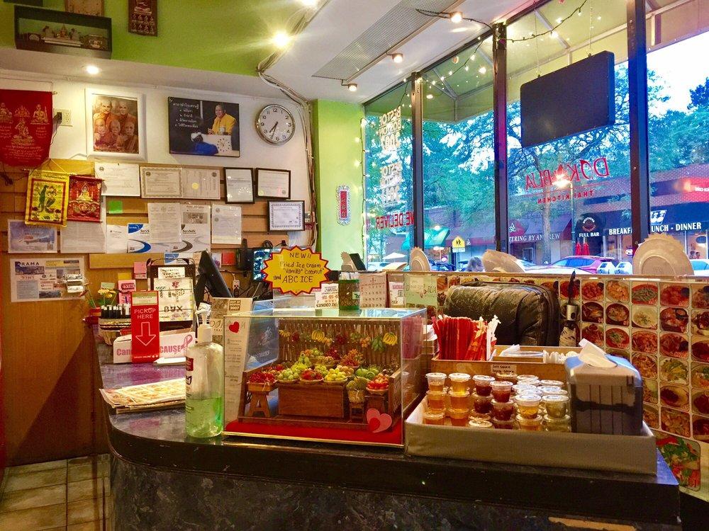 Thai Restaurants Near Coolidge Corner