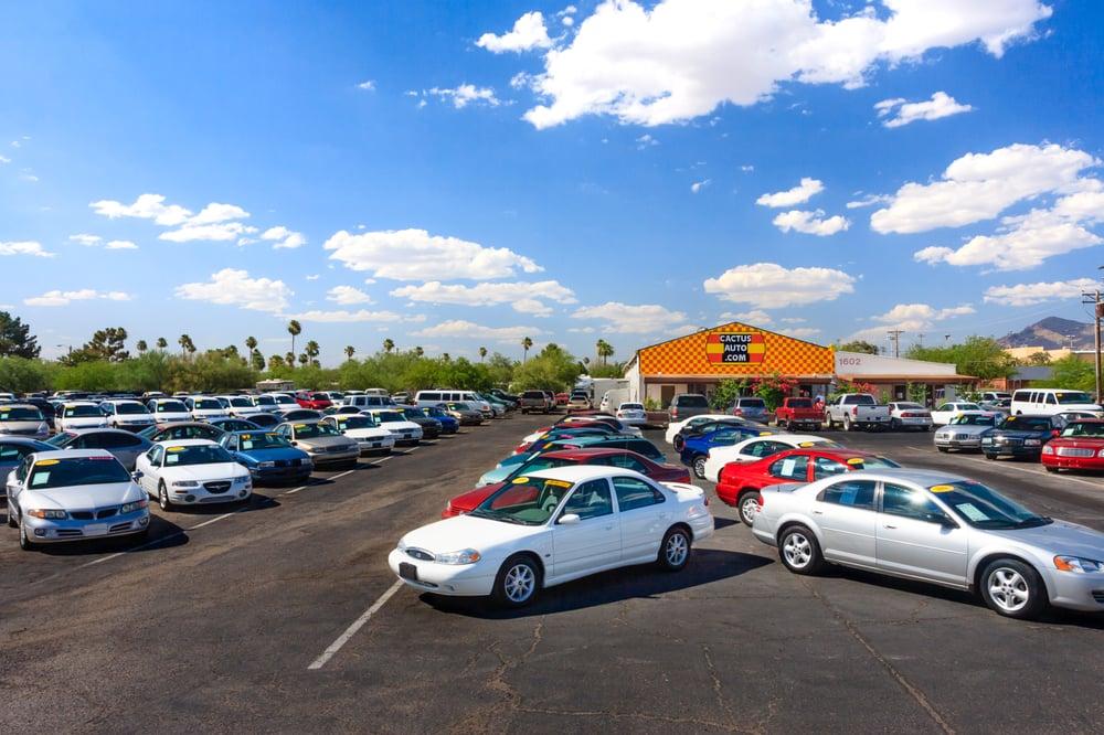 Cactus Auto Company