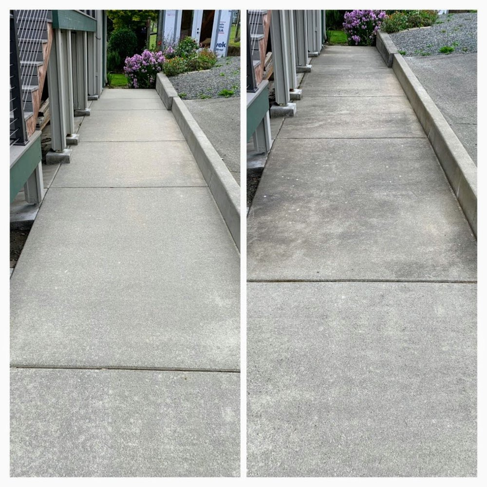 All Valley Exterior Cleaning: Anacortes, WA
