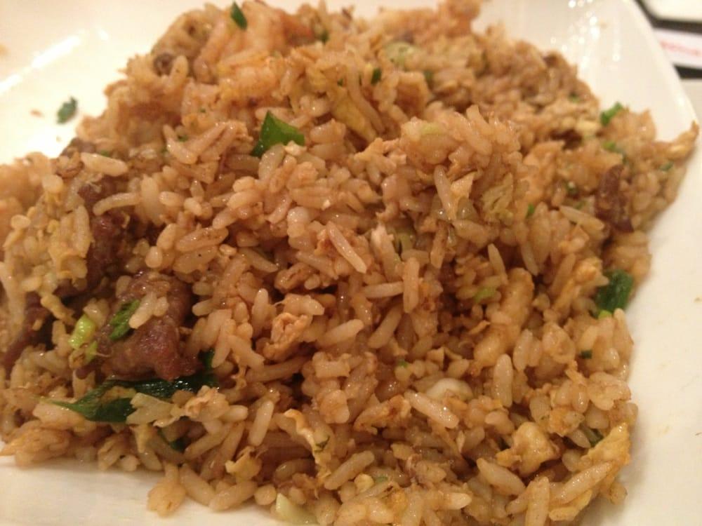 Pan-Asian Restaurant - Rice & Company - Luxor Hotel & Casino