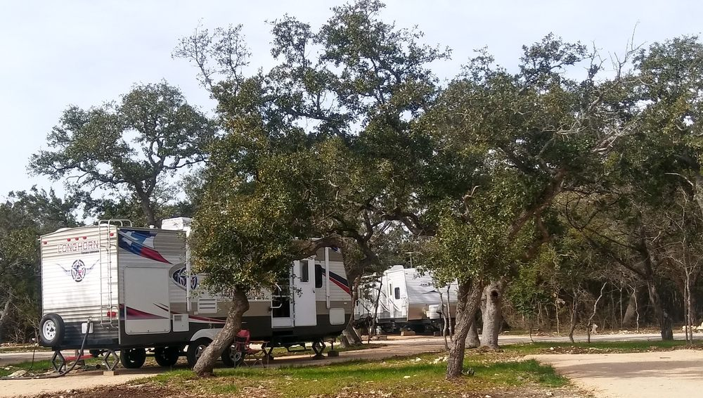 Brooks Mill RV Park: 900 Brooks Mill Rd, Bertram, TX