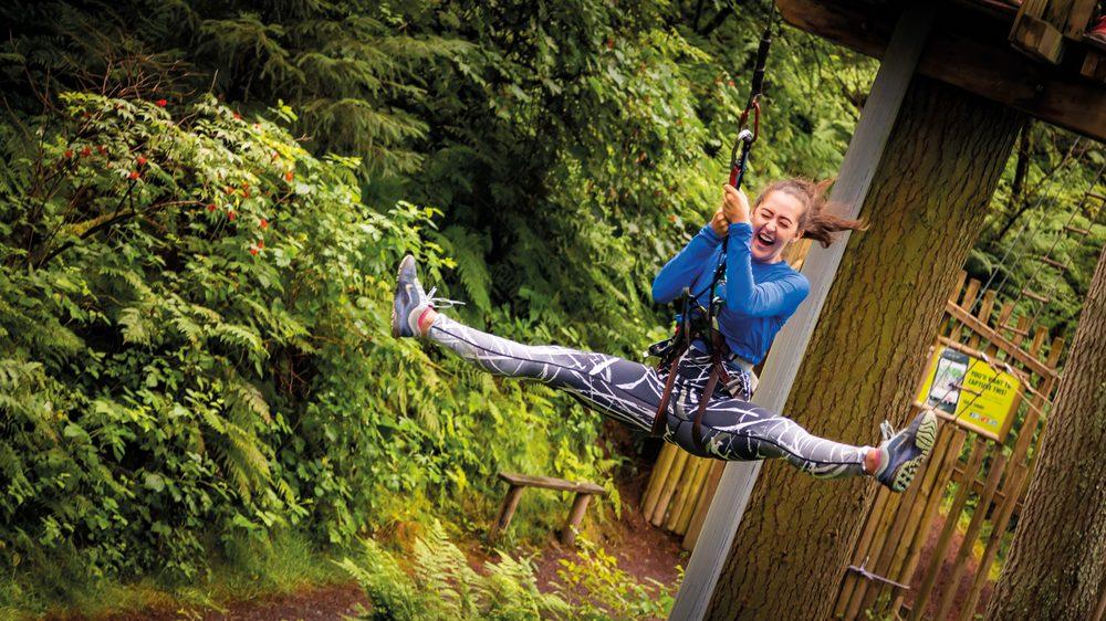 Go Ape Zipline & Adventure Park: 13219 Streetcar Dr, Maryland Heights, MO
