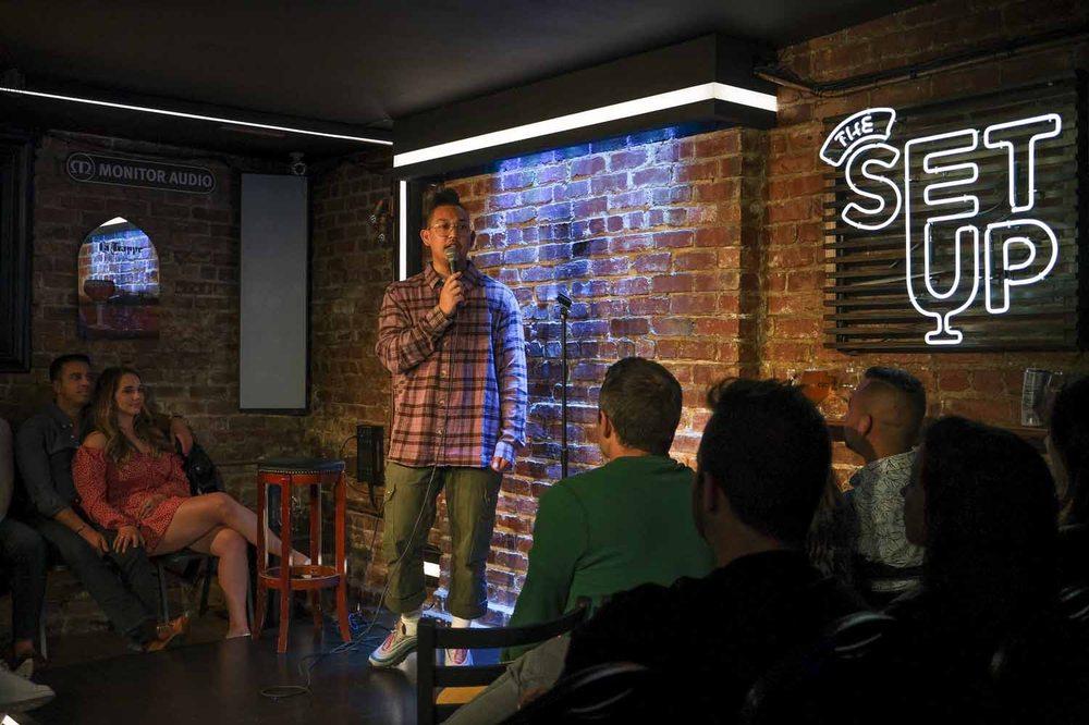 The Setup - Stand Up Comedy