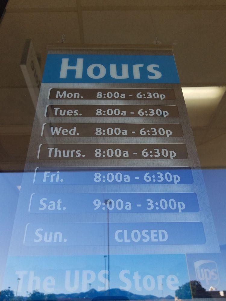 The UPS Store: 7760 E State Rte 69, Prescott Valley, AZ