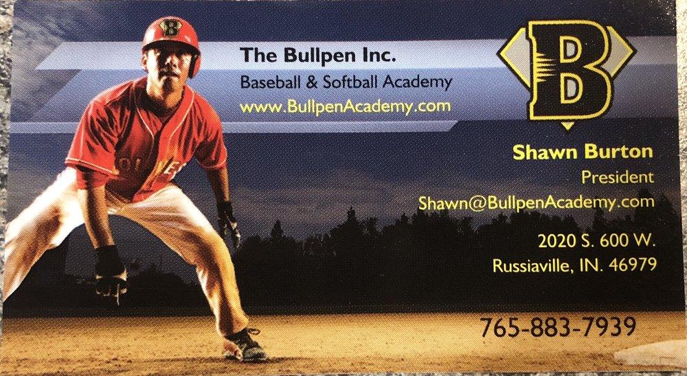 Bullpen Academy: 2020 S 600 W, Russiaville, IN