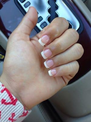 Star hair and nails