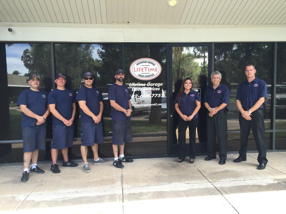 Amazing Lifetime Garage Doors   82 Photos   Garage Door Services   8570 E Indian  School Rd, Scottsdale, AZ   Phone Number   Yelp