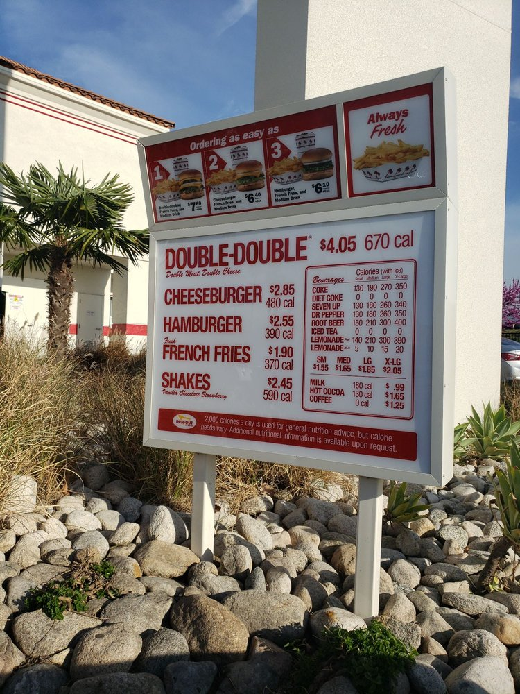 In-N-Out Burger - 181 Photos & 180 Reviews - Burgers - 450