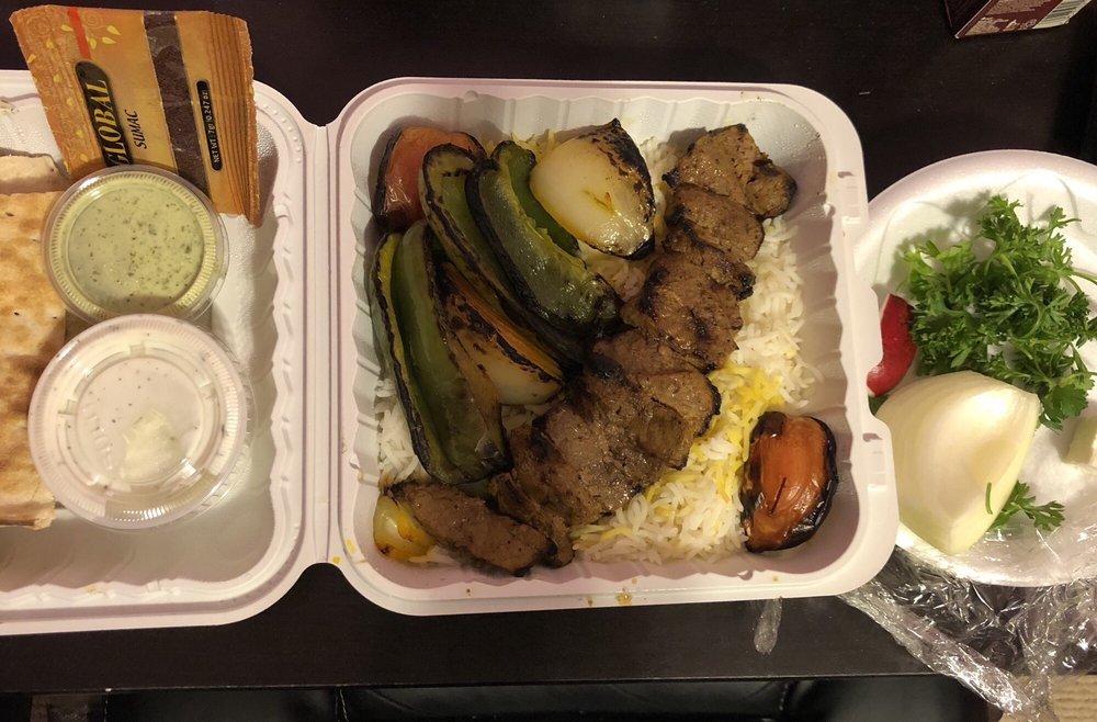 Saffron House of Kabob: 20921 Davenport Dr, Sterling, VA