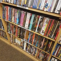 Photo Of Half Price Books Decatur Ga United States Dvd Aisle