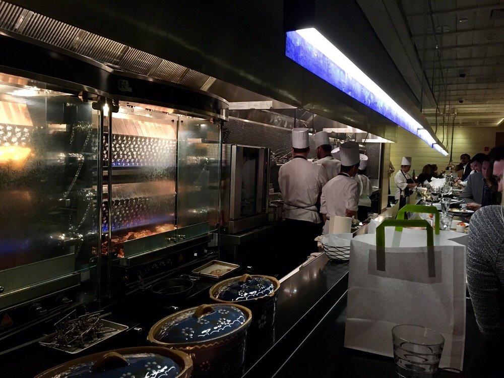 K Rico Restaurant Ny