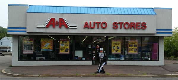 A & A Auto Parts Stores: 519 East St, Bloomsburg, PA