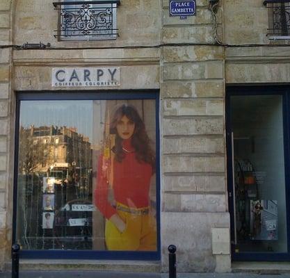 photo of carpy coiffeur coloriste bordeaux france - Coloriste Bordeaux