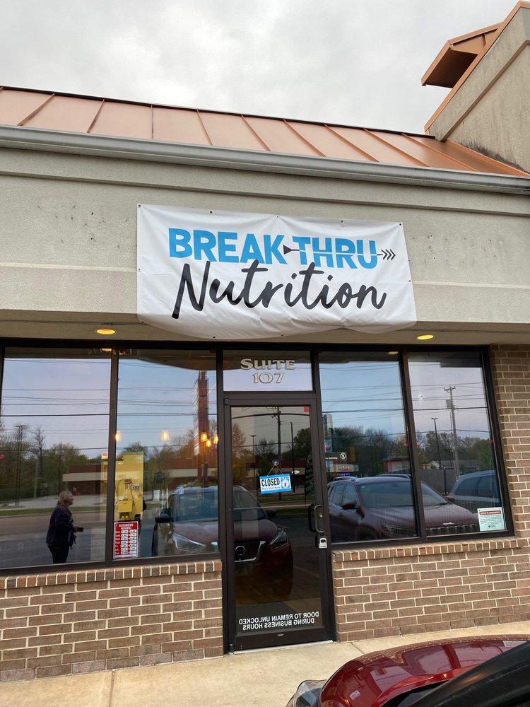 Break-Thru Nutrition: 5200 N Illinois St, Fairview Heights, IL