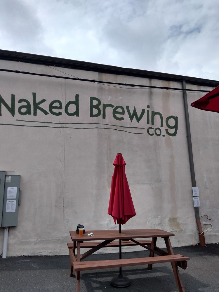Food from Naked Brewing