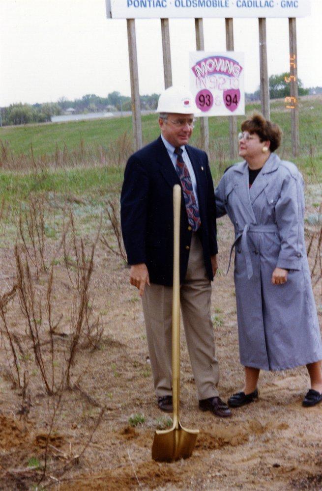 Breaking ground in 1992 yelp for Ken vance motors eau claire wisconsin