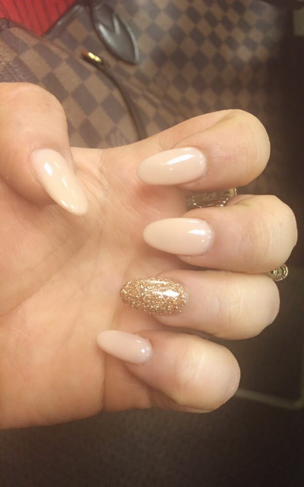 Photo Of Irvine Nails Spa Ca United States Perfect Oval