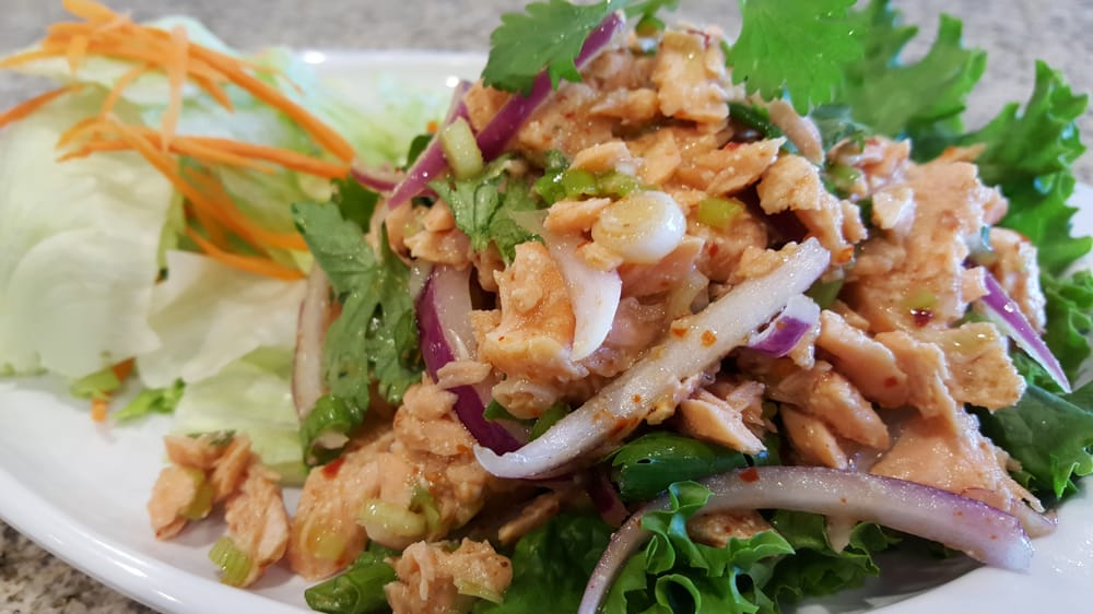 Thai Thani Cuisine: 12433 Central Ave, Chino, CA