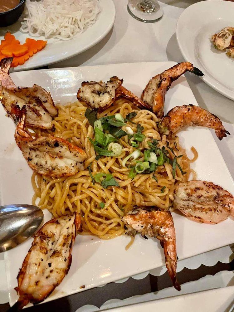 Aux Delices Vietnamese Restaurant