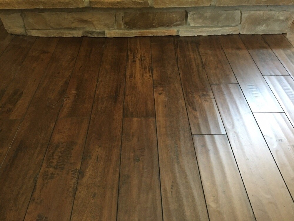 Laminate flooring sacramento laplounge for Vitality laminate flooring reviews