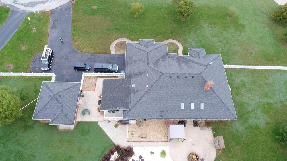 John Cotten Roofing: 1007 E 32nd St, Joplin, MO