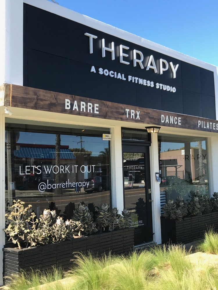 THERAPY Social Fitness Studio Oceanside