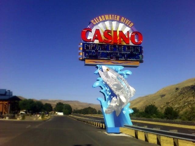 Clearwater river casino menu