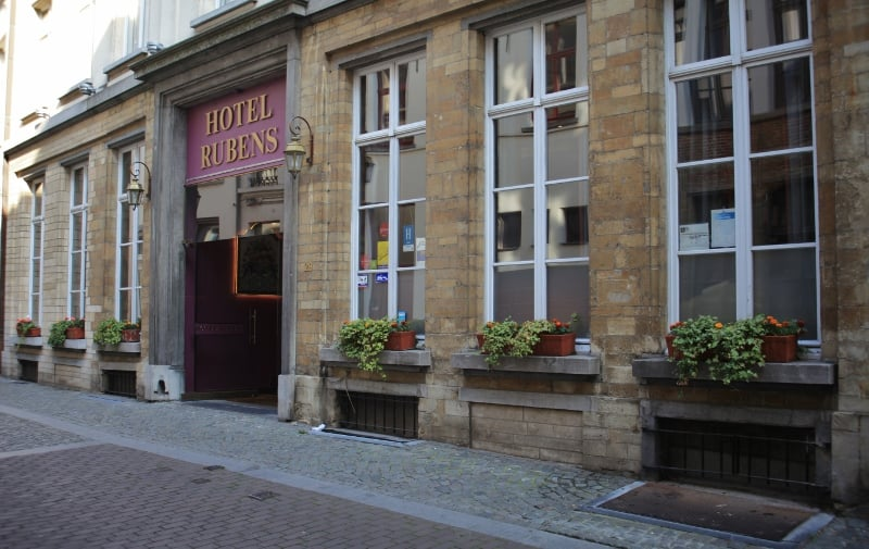 Hotel rubens grote markt hotel oude beurs 29 for Hotel ad anversa