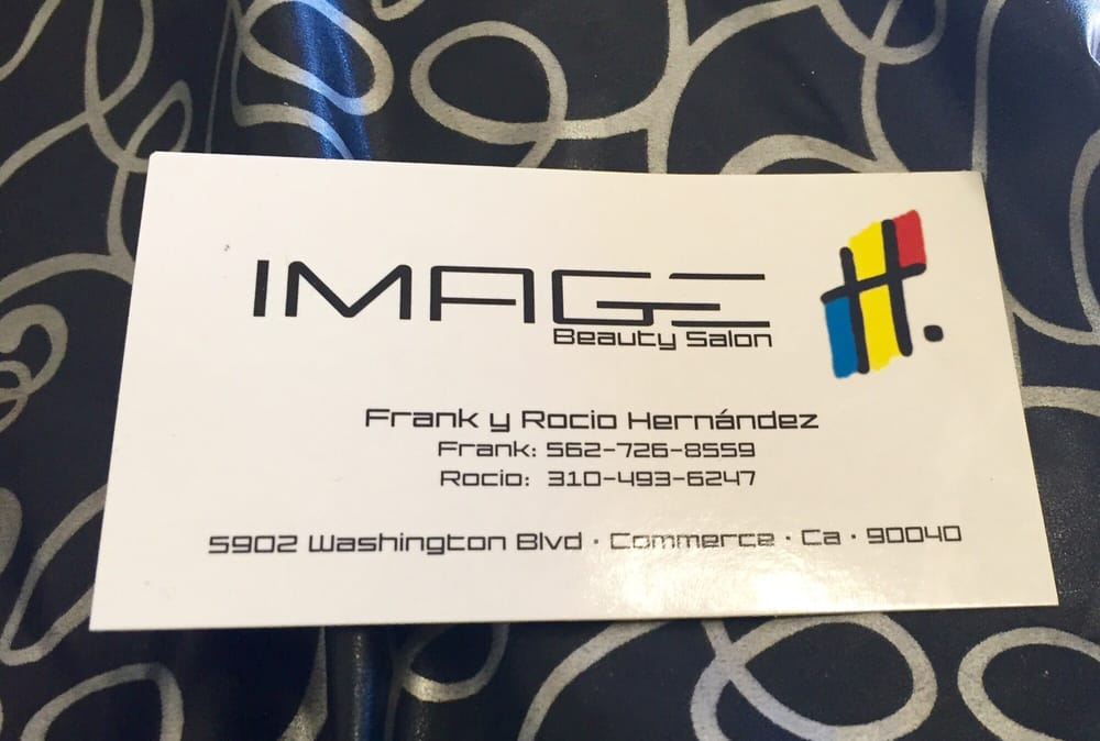 Image Beauty Salon: 5902 Washington Blvd, Commerce, CA