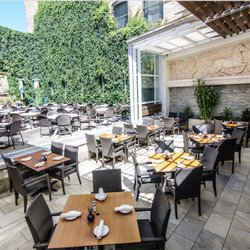 Photo Of Athena Greek Restaurant Chicago Il United States Outdoor Patio