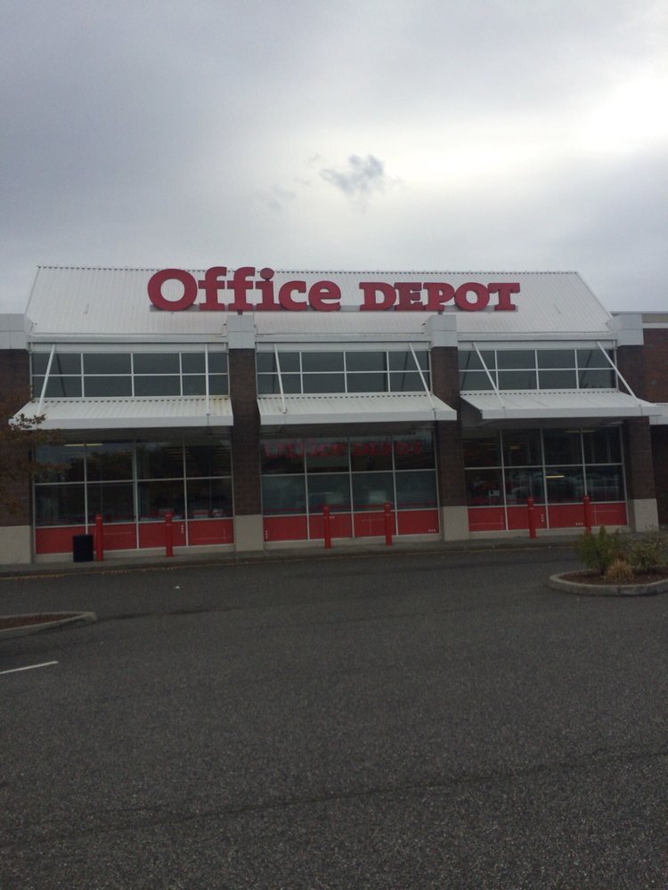 Office Depot - 12 Reviews - Office Equipment - 19719 Hwy 99