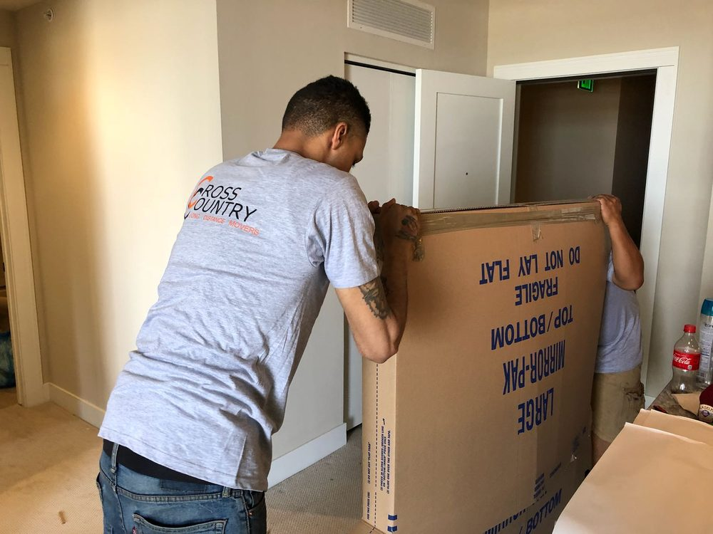 Cross Country Movers: Las Vegas, NV