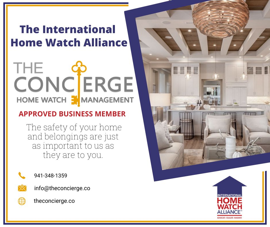 The Concierge Home Watch and Management: Sarasota, FL