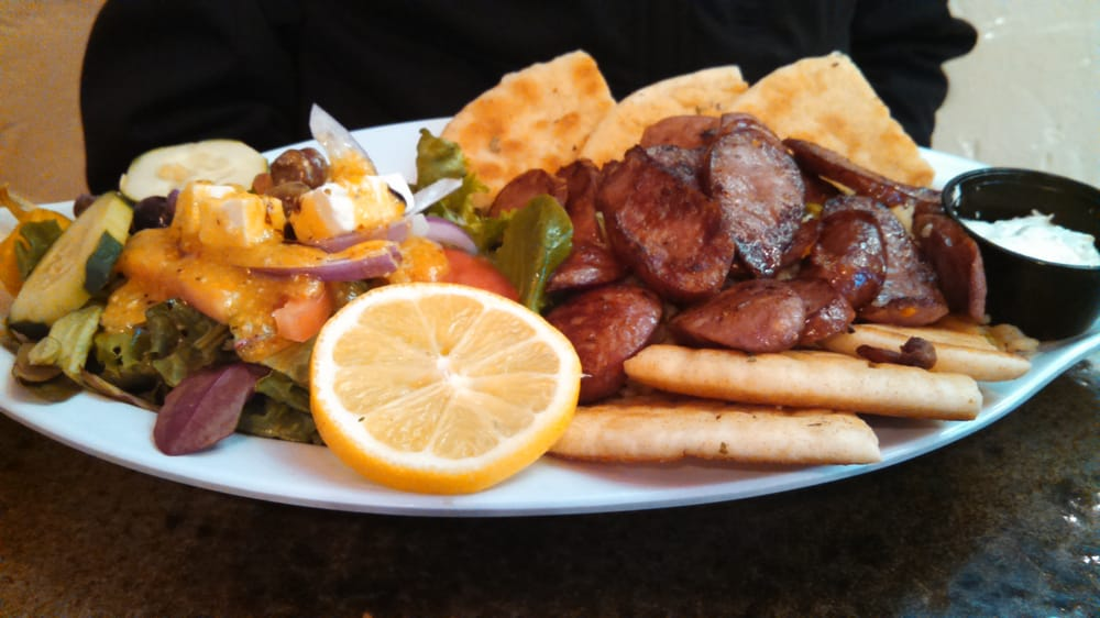 Filos Greek Taverna: 279 Main St, Northampton, MA