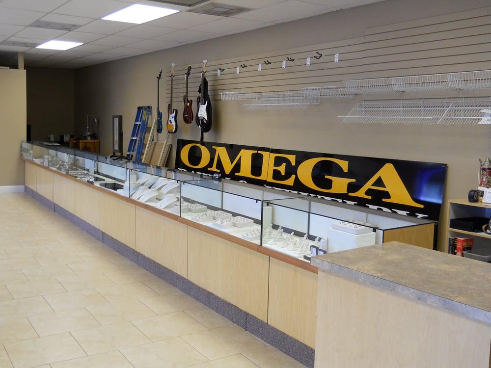 Omega Pawn & Jewelry: 10555 66th St N, Pinellas Park, FL