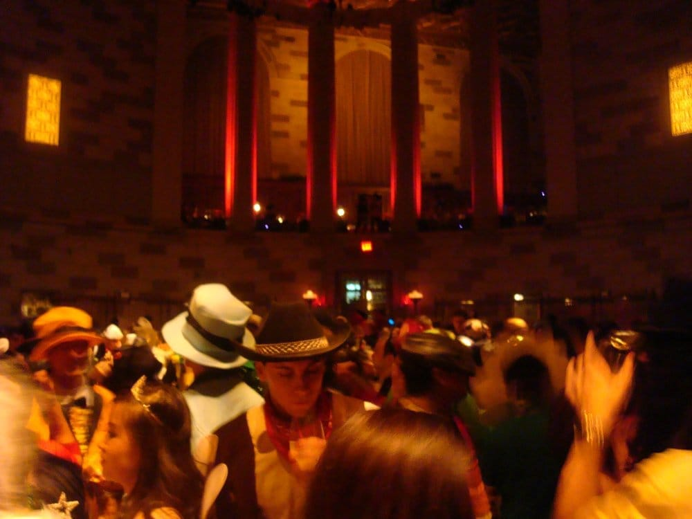 photo of gotham hall new york ny united states nyucd halloween party