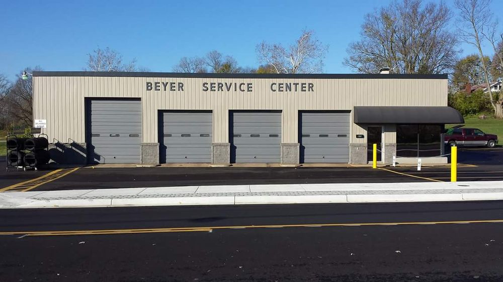 Beyer Service Center: 873 Factory Rd, Beavercreek, OH