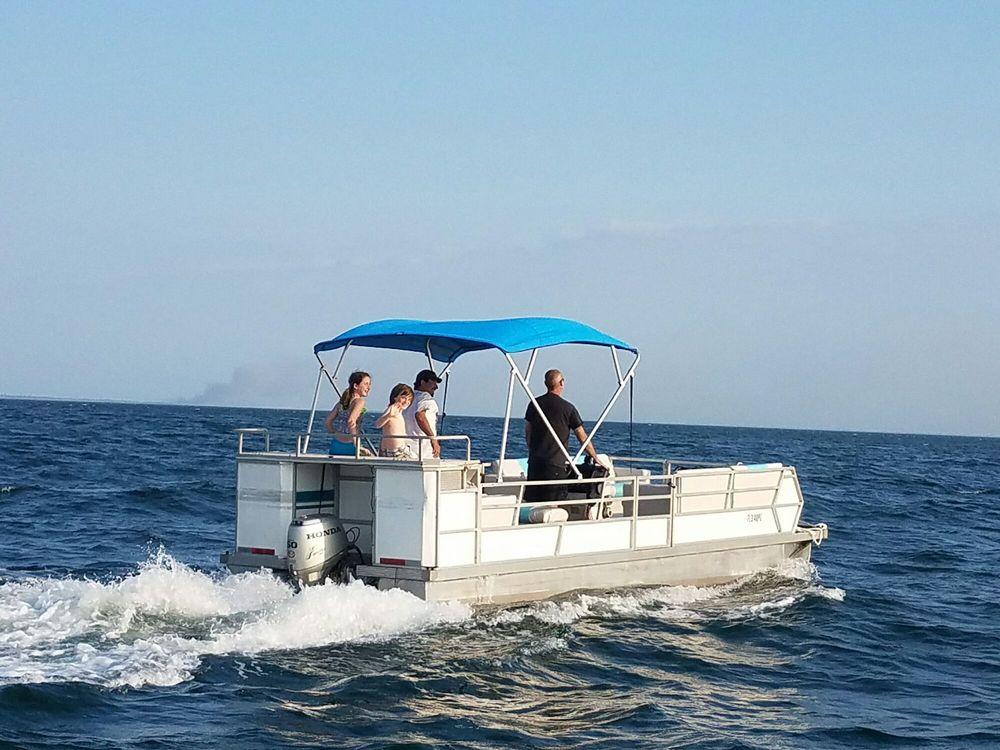Cape San Blas Pontoon Boat Rentals 10 Photos Boating Port